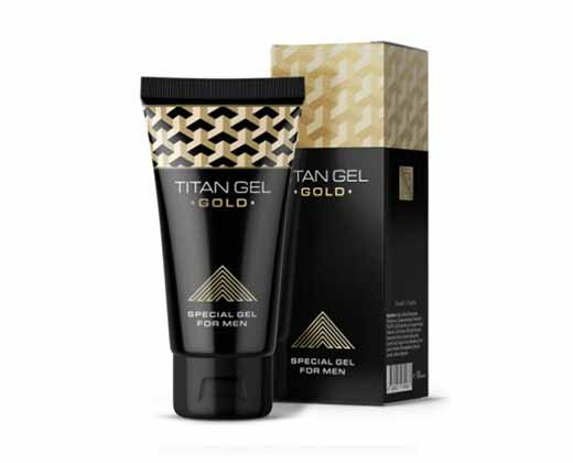 Titan Gel Gold slika